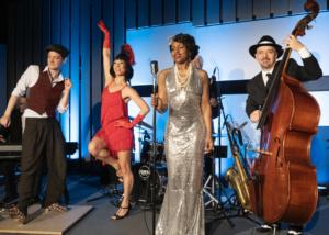 Cotton Club Combo, Musik aus den 20er Jahren, Golden Twenties, Roaring Twenties Live Musik, Golden Twenties Musik